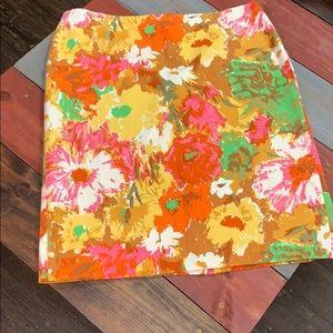🎉3/$35 Talbots Spring Skirt